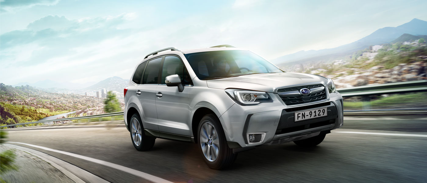 forester exterior